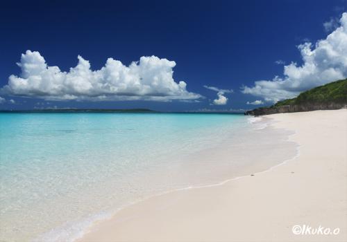 極上のビーチ