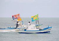 島尻海神祭(ハーリー)