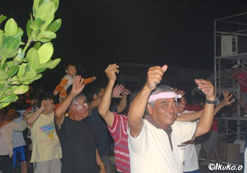 クイチャー踊り