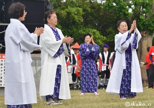 神女たちの踊り