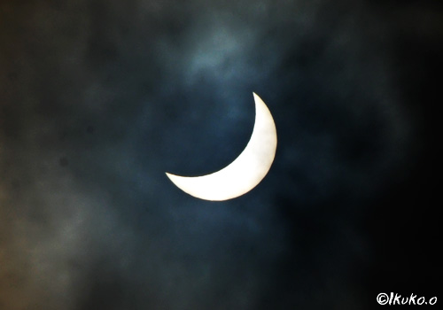 三日月のような太陽/10:34