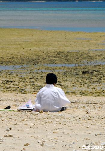 海辺の祈り