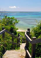 大神島の美しい海