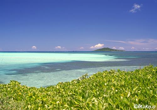 海と大神島